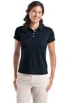 ; Nike Golf Ladies Dri FIT Pebble Texture Polo. 354064