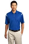 Nike Golf Dri FIT Shoulder Stripe Polo. 402394