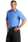 Nike Golf Elite Series Dri FIT Ottoman Bonded Polo. 429439