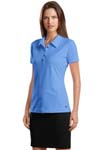 Nike Golf Elite Series Ladies Dri FIT Ottoman Bonded Polo. 429461