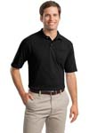 JERZEES; SpotShield  Jersey Knit Sport Shirt with Pocket. 436MP