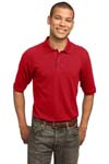 JERZEES; 6*5 Ounce Pique Knit Sport Shirt. 440M