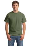 Hanes; Beefy T; Born To Be Worn 100% Cotton T Shirt. 5180