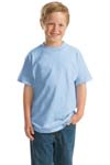 ; Hanes; Youth Beefy T; Born to Be Worn 100% Cotton T Shirt. 5380