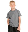 Hanes; Youth Tagless; 100% Cotton T Shirt. 5450