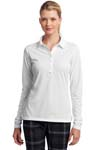 Nike Golf Ladies Long Sleeve Dri FIT Stretch Tech Polo. 545322