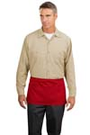 ; Port Authority; Waist Apron with Pockets. A515