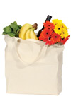; Port & Company; Budget Grocery Tote. B175