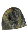 ; Port Authority; Mossy Oak; Fleece Beanie. C901
