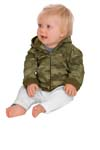 Precious Cargo; Infant Full Zip Hoodie. CAR11
