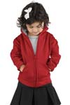 Precious Cargo; Toddler Full Zip Hoodie. CAR12