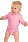 Precious Cargo; Infant Long Sleeve 1 Piece with Shoulder Snaps. CAR22