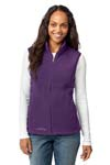 Eddie Bauer; Ladies Fleece Vest. EB205