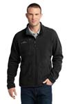 Eddie Bauer; Wind Resistant Full Zip Fleece Jacket. EB230