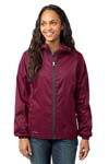 Eddie Bauer; Ladies Packable Wind Jacket. EB501