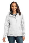 Eddie Bauer; Ladies Rain Jacket. EB551