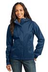 Eddie Bauer; Ladies Technical Rain Shell. EB553