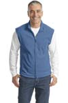 Port Authority; Activo Microfleece Vest. F103
