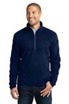 Port Authority; Microfleece 1/2 Zip Pullover. F224.