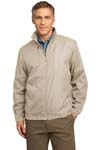 Port Authority; Full Zip Wind Jacket. J707