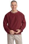 ; Port Authority; Ultra Soft Microfiber Wind Shirt. J727