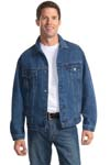 ; Port Authority; Authentic Denim Jacket. J762