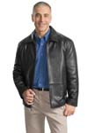 ; Port Authority; Park Avenue Lambskin Jacket. J785