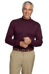 Port Authority; Interlock Knit Mock Turtleneck. K321
