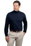 ; Port Authority; Interlock Knit Turtleneck. K322
