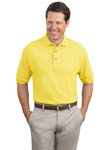 ; Port Authority; Pique Knit Polo. K420