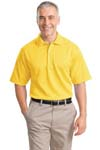 ; Port Authority; Shadow Stripe Interlock Polo. K459