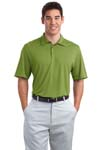 ; Port Authority; Poly Bamboo Charcoal Birdseye Jacquard Polo. K498