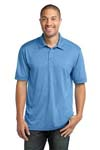 Port Authority; Performance Cross Dye Polo. K513