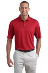 Port Authority; Dry Zone Horizontal Texture Polo. K526