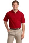 ; Port & Company; 6*1 Ounce Jersey Knit Polo. KP60