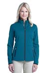 Port Authority; Ladies Pique Fleece Jacket. L222