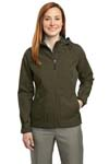 Port Authority; Ladies Reliant Hooded Jacket. L308