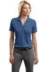 Port Authority; Ladies Performance Waffle Mesh Polo. L492