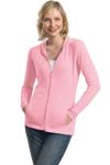 Port Authority; Ladies Modern Stretch Cotton Full Zip Jacket. L519