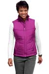 Port Authority; Ladies Puffy Vest. L709