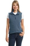Port Authority; Ladies Glacier; Soft Shell Vest. L796