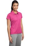 Sport Tek; Ladies Contrast Stitch Micropique Sport Wick Polo. LST659