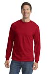 Port & Company; Long Sleeve 5*4 oz. 100% Cotton T Shirt. PC54LS