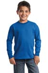 Port & Company; Youth Long Sleeve Essential T Shirt. PC61YLS