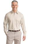 Port Authority; Long Sleeve Non Iron Twill Shirt. S638