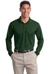 Sport Tek; Long Sleeve Micropique Sport Wick Polo. ST657