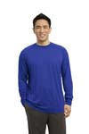 Sport Tek; Long Sleeve Ultimate Performance Crew. ST700LS